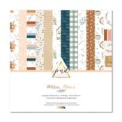 "Collection ""Warm Home""<br>6 feuilles"