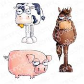 Oddball Farm Animals Set