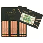 60 crayons Pastel Faber-Castell