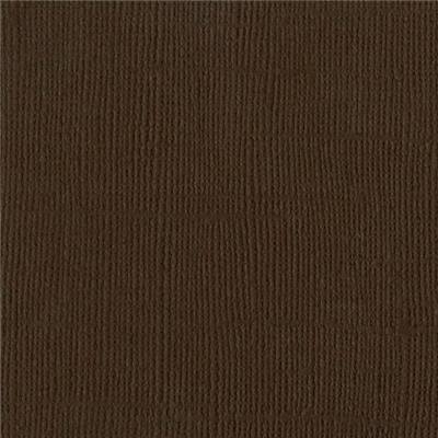 Bazzill Canvas Brown