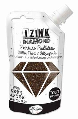 Izink Diamond<br>Black coffee