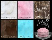 lot de 5 magicals<br>Sweet treats