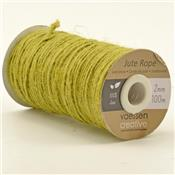 ficelle jute<br>olive