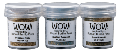 Wow Trios Ancient Jewels<br>by Raquel Burillo Perez