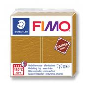 FIMO Leather<br>Ocre