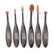 lot de 6 blending brushes de formes différents