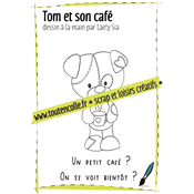 Tom et son café