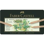 12 crayons Pastel Faber-Castell
